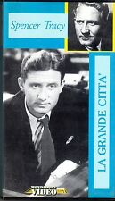 La grande Città  (1937)   VHS Mondadori Video Spencer Tracy Frank Borzage Unica