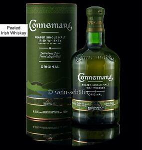 Connemara Original Peated Single Malt Irish Whiskey 40% 0,7l Whisky Irland
