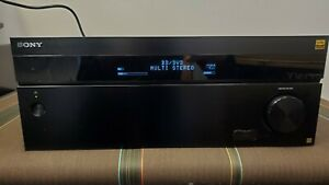 Sony STR-ZA5000ES 9.2-channel 4k AV Receiver with Dolby Atmos and DTS:X