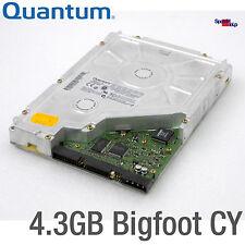 """IDE ATA HDD QUANTUM Bigfoot CY disco rigido 13.34cm 5.25"""" 4.3gb cy43a013 4320at"""