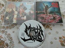 Morta Skuld – Dying Remains CD Death Metal RAR KULT