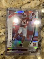 2020 Prizm Draft Picks Tua Tagovailoa Silver Prizm Rookie RC Gem Mint PSA 10 ?