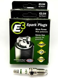 E3.54 Spark Plugs, Cadillac, Hummer, Mercury, Ford,  Spark Plugs Set of 8