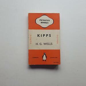 Kipps, H.G. Wells, (Penguin Books Ltd, 1946)