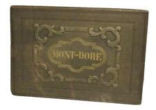 Album De Lithographies - Mont Dore Auvergne Puy De Dôme. 1855