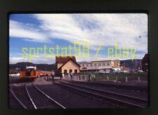 1964 Durango & Silverton Narrow Gauge Museum - Vtg 35mm Railroad Slide