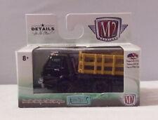 KKar M2/Castline - 2018 Auto Trucks - 1/64 scale - 1966 Dodge L600 Truck - Black