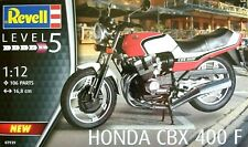 Revell 1:12 Honda Cbx 400 F kit modelo de la motocicleta