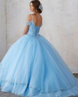 2018 Quinceanera Dress Party Evening Ball Formal Prom Pageant Wedding Gown