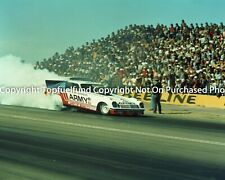 Don Snake Prudhomme Bee Line Drag Strip 8x10 NHRA Army funny car Color Photo 7