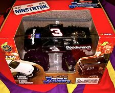 NASCAR 1:43 Diecast Muscle Machines MONSTER TRUCK 4x4 Dale Earnhardt RACING 2004