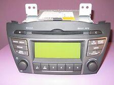 RADIO HYUNDAI IX35, CD,MP3,BLUETOOTH,IX35 2009-2015 ORIGINAL OM