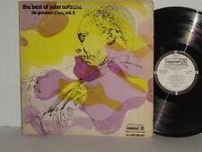 JOHN COLTRANE The Best of His Greatest Years Volume 2 White Label DJ 1972 Vol. 2