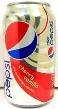 UNOPENED MT 12oz American Can Diet Pepsi Cherry-Vanilla USA 2010 Limited Edition