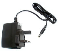 CASIO CA-100 KEYBOARD POWER SUPPLY REPLACEMENT ADAPTER UK 9V