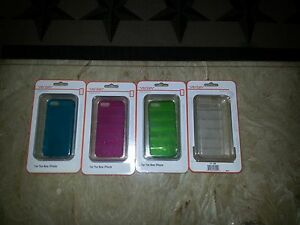iPhone 5 colorful gel cases
