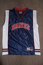 ATLANTA BRAVES MLB Baseball Jersey Boys Youth Small 144
