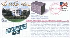 COVERSCAPE computer designed 220th anniversary of The White House event cover