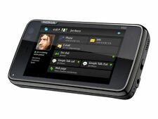 Nokia  N900 - 32GB - Schwarz von Vodafone (Ohne Simlock) Smartphone