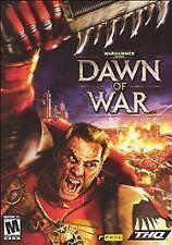Warhammer 40,000  Dawn Of War Original PC DVD Game THQ Rated Mature 2004 GUC