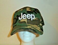 JEEP HAT CAMO FREE SHIPPING GREAT GIFT