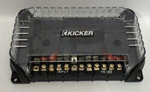 Kicker 2009 QS65.2 Car Audio 2-Way Tweeter / Speaker Crossover - UNTESTED