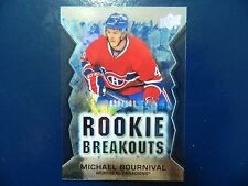 Upper Deck 2013-14 Rookie Breakouts RB19 Michael Bournival #024/100