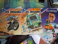 Lot 2 Les Casseurs Editions Originales super état