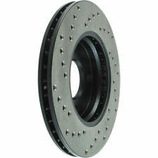 Front Left Brake Rotor For 2000-2004 Ford Focus 2001 2002 2003 Centric