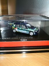 Renault clio 1.9dci Auto Escole Marietton norev 1/43
