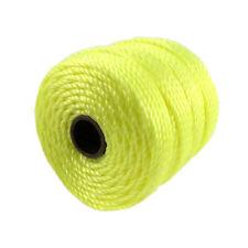 S-Lon Superlon TEX 210 REGULAR Macrame Twist Nylon Beading Crafting Cord (2)