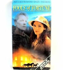 Fools of Fortune VHS Movie Promo Screener Copy
