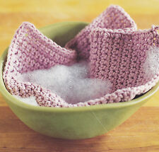 Crochet Pattern ~ EVERYDAY DISHCLOTH ~ Instructions