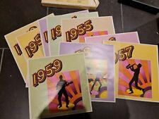 Lot 10 LP 1950 1951 1952 1953 1954 1955 1956 1957 1958 1959 Fabulous Fifties