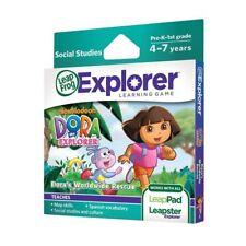 LeapFrog Explorer Game: Dora the Explorer Dora's Worldwide Rescue - Brand NEW