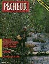 Revue le pêcheur de France No 24 Mars 1985
