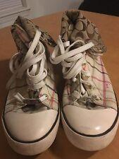 Vintage Coach Women's 8 1/2M Gym Shoes