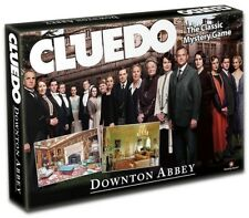 OFFICIAL ITV DOWNTON ABBEY CLUEDO BOARD GAME BRAND NEW