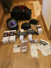 Speedglas 9100xxi Fx Air Welding Kit + Extras .