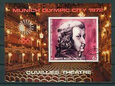 Nordjemen Block 156 - Olympiastadt München - Opernszenen