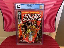 Silver Surfer #3 CGC 9.2 1st App Mephisto