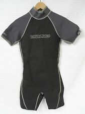GUC TRIBORD Decathalon Wetsuit Drysuit Size 38 EUR Surf Snorkel Diving Polyamide