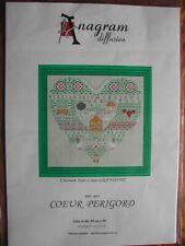 """kit point de croix ANAGRAM DIFFUSION /""""tradition 14 neuf souvenir de montagne/"""""""