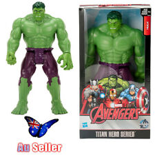 Hulk Titan Series Marvel Avengers Super Hero Action Figure Kid Toy Xmas Gift AU