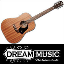 Maton M80 Acoustic/Electric Guitar Sapele Mahogany Dreadnought RRP$2599