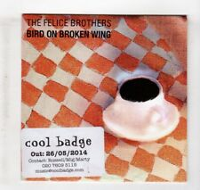 (IT520) The Felice Brothers, Bird On Broken Wing - 2014 DJ CD