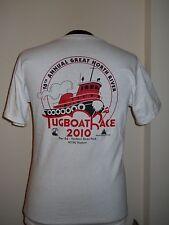 3XL XXXL T- Shirt Tugboat Race NYC harbor 2010 New w/o tags; New York City Tug
