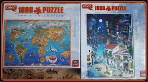 Large KIds Adult Puzzle 1000 Pieces  Jigsaw     Perfect game  toys gift home