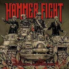Hammer Fight - Profound and Profane CD 2016 metal hard rock Napalm Records