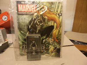 CLASSIC MARVEL FIGURINE COLLECTION ISSUE 174 ARACHNE  BAGGED MINT UNOPENED